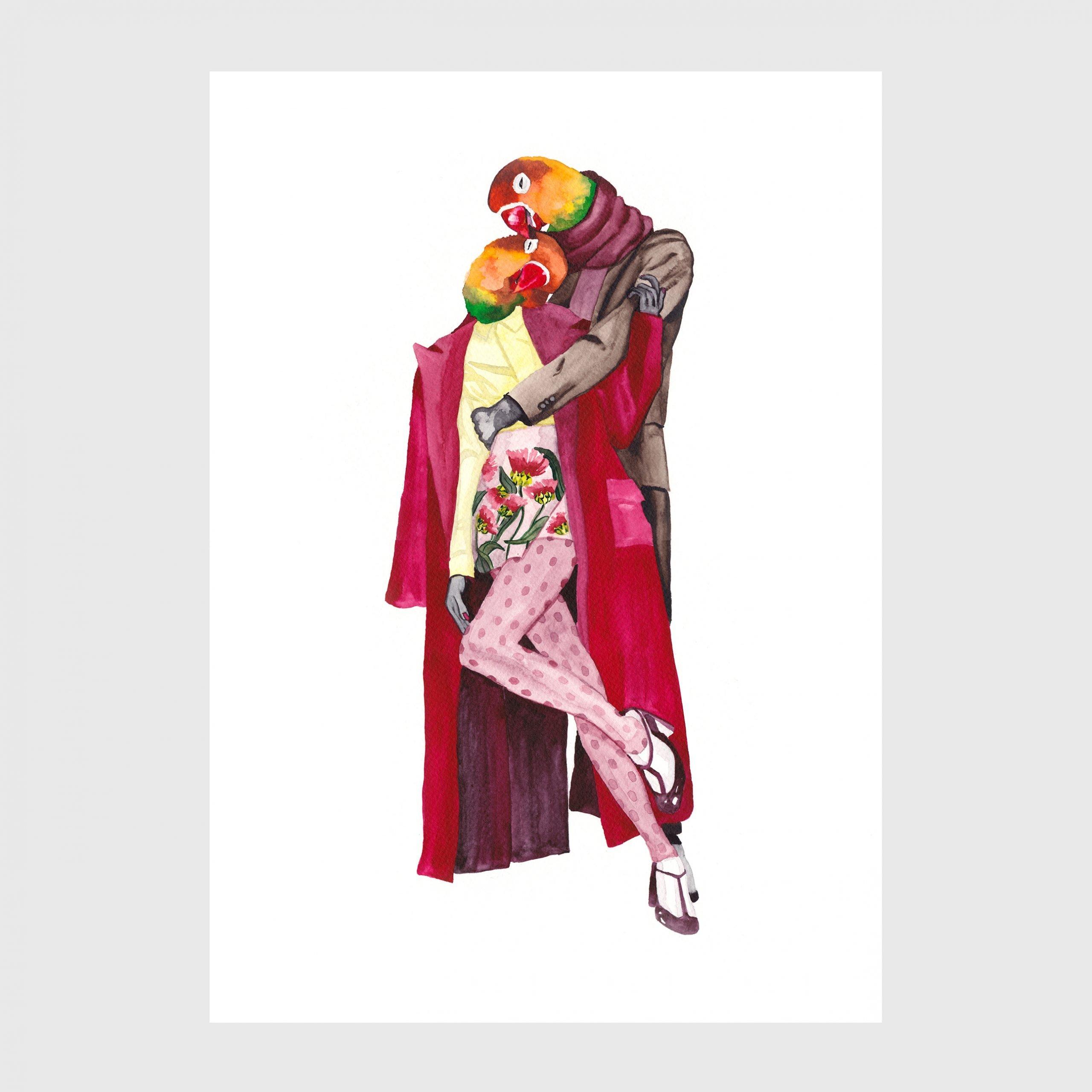 14-karina-krumina fashion design illustration
