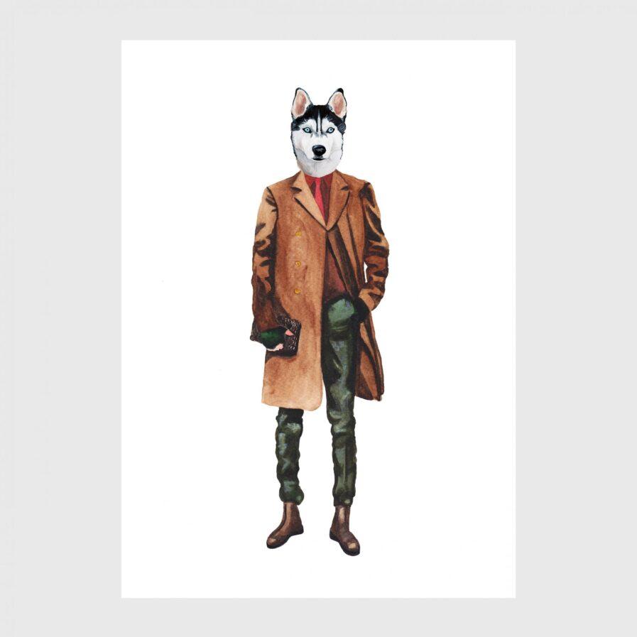 3-karina-krumina fashion design illustration
