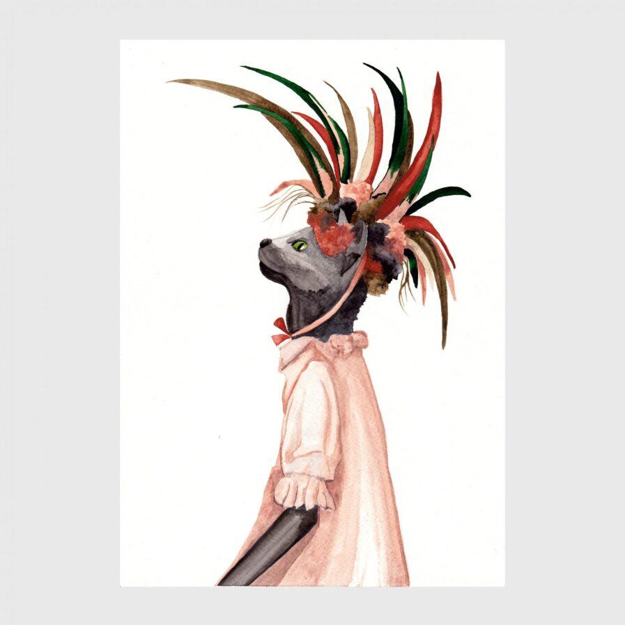 34-karina-krumina fashion design illustration