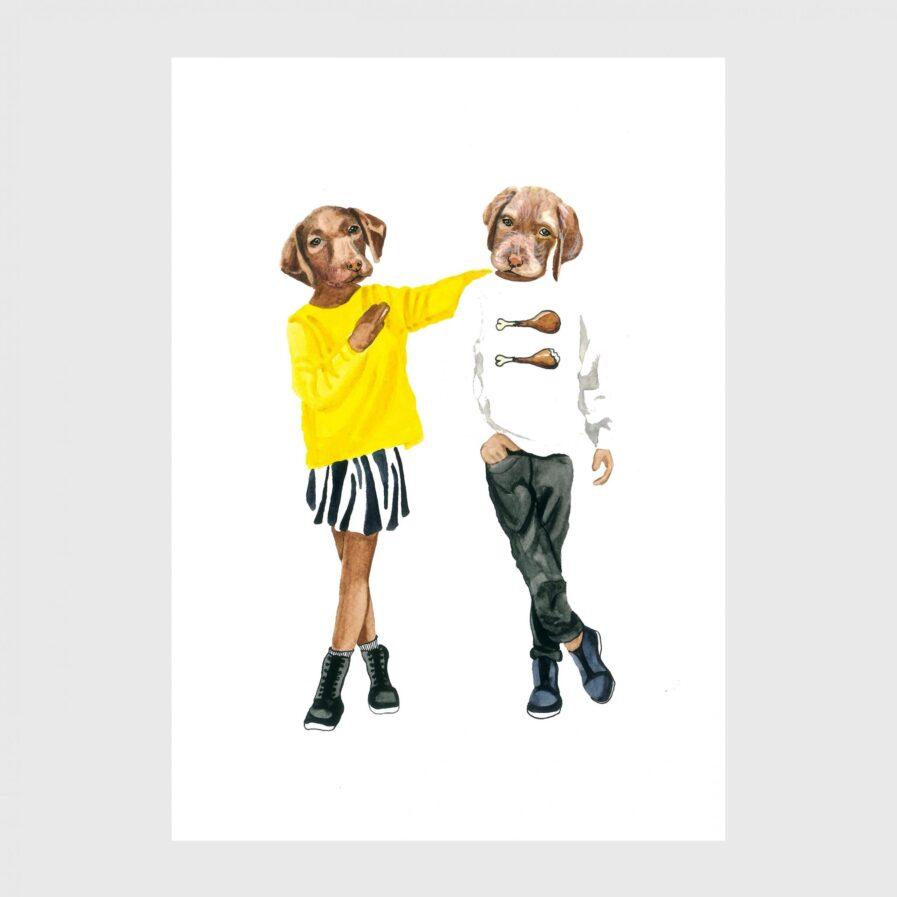 4-karina-krumina fashion design illustration