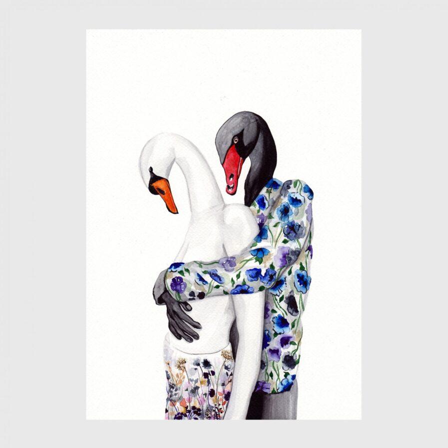 8-karina-krumina fashion design illustration