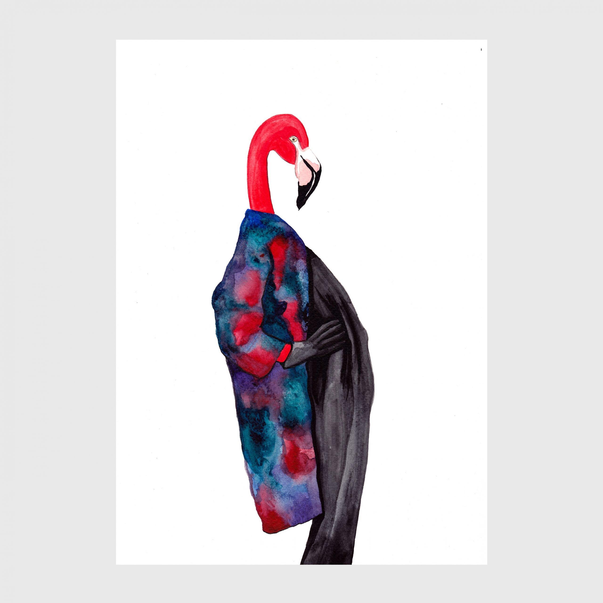 9-karina-krumina fashion design illustration