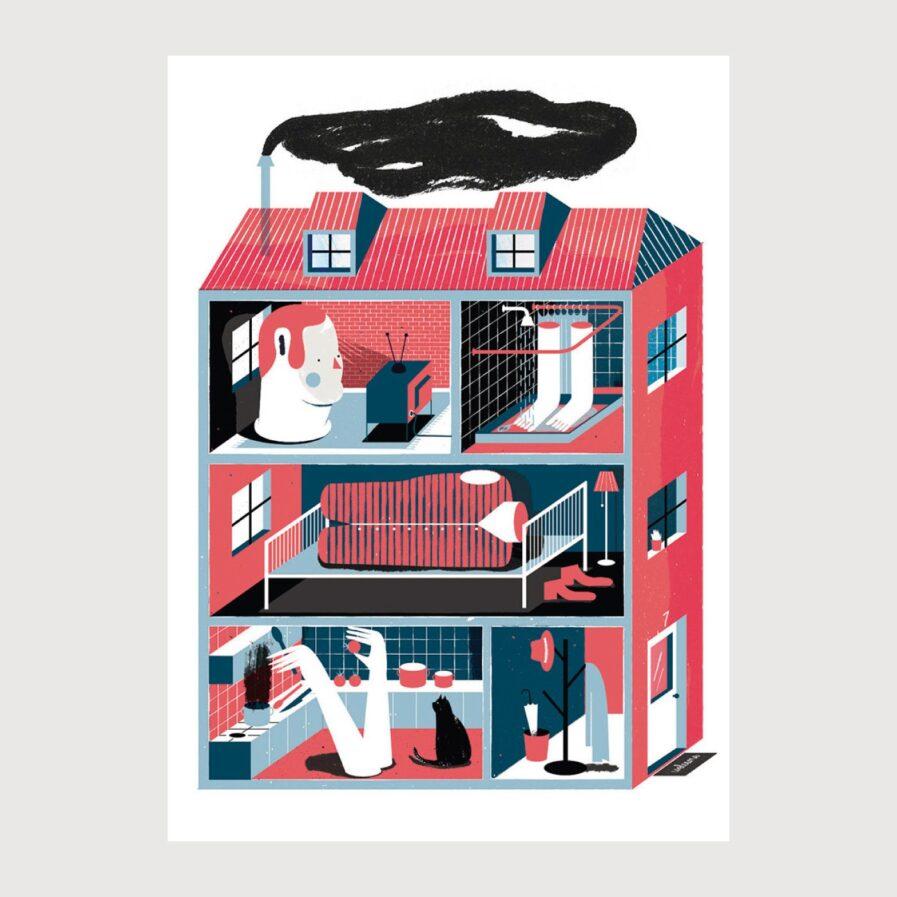 Print End of Day - Tiago Galo na Apaixonarte