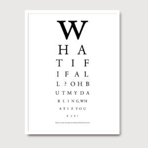 What if - A Venda portuguese graphic design