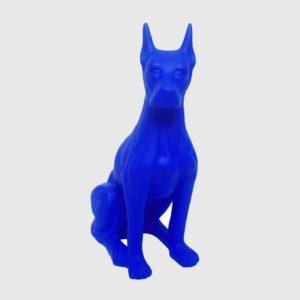 dogue alemao azul