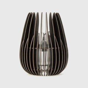 lamp black wood