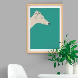 Animals 2 print The Red Wolf Apaixonarte