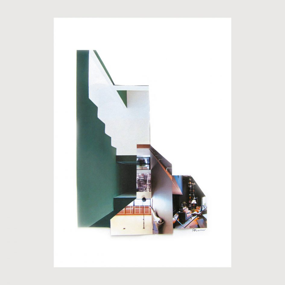 Print Staircase - Nina Fraser na Apaixonarte