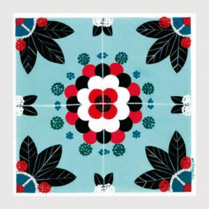 Print Tiles - Lis na Apaixonarte