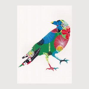 Print Crow - Lis na Apaixonarte