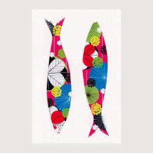 Prints Sardines - Lis na Apaixonarte