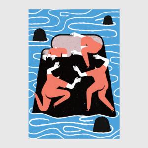 Print Lava People - Tiago Galo na Apaixonarte