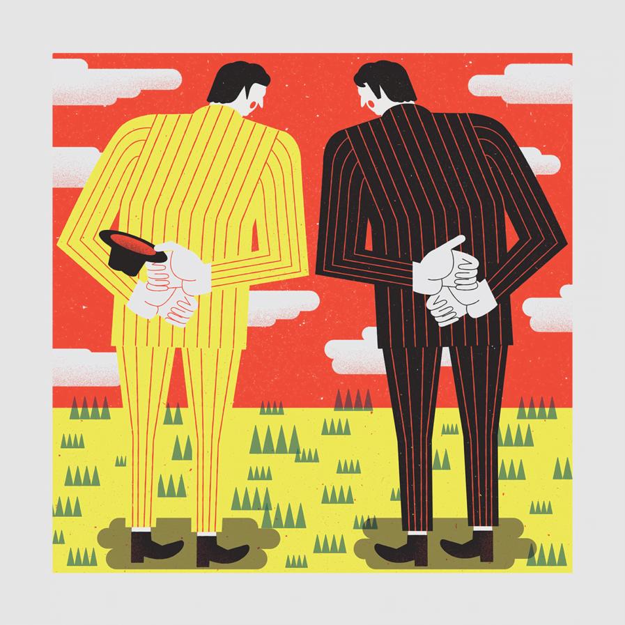 Print grass - Tiago Galo na Apaixonarte