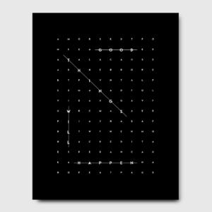 Good things will happen - A Venda portuguese graphic design