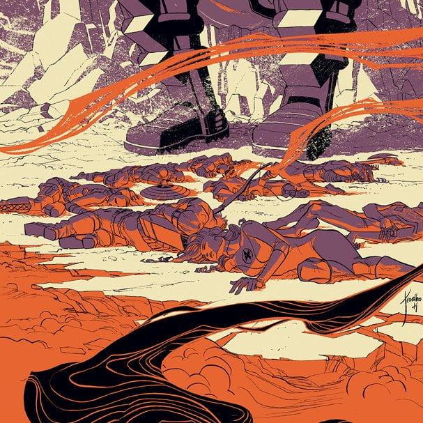 galactus-jorge-coelho comic book at apaixonarte