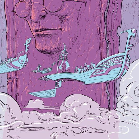 Moebius ilustracao jorge coelho