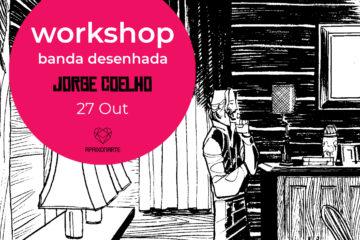 workshop jorge coelho apaixonarte