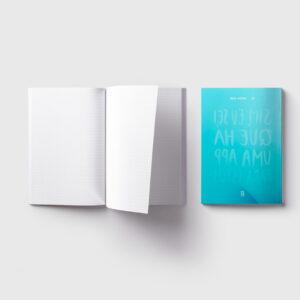 cadernos irónicos the two design studio