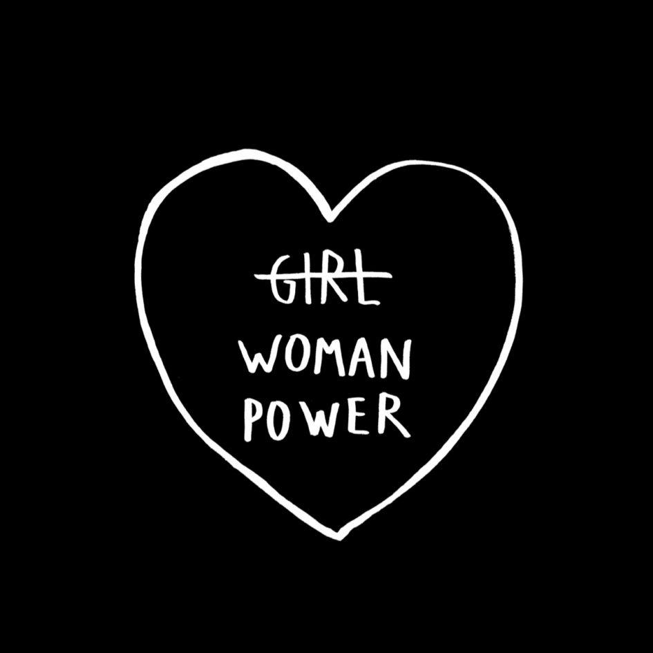 Woman Power clara não