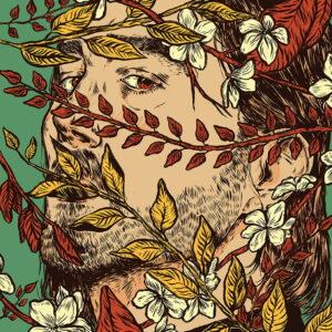 Dead Inside print by nicolae negura