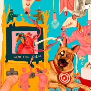 game life print de rita ravasco
