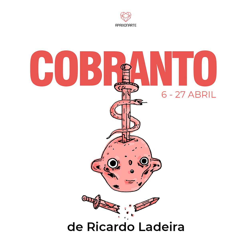 Cobranto Ricardo Ladeira ilustração Apaixonarte