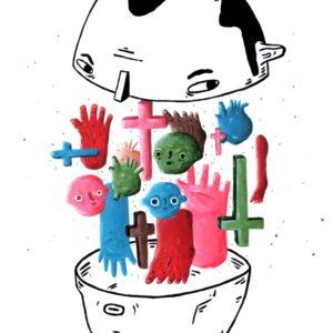 promessas II Ricardo Ladeira ilustração apaixonarte