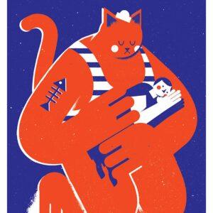 saudade illustration by tiago galo