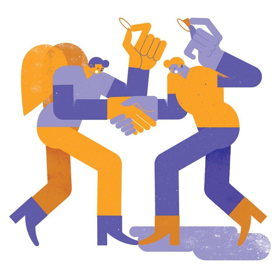 x-votos illustratrion by tiago galo