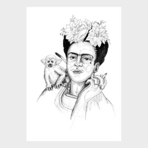 Frida 2.0 by c'marie