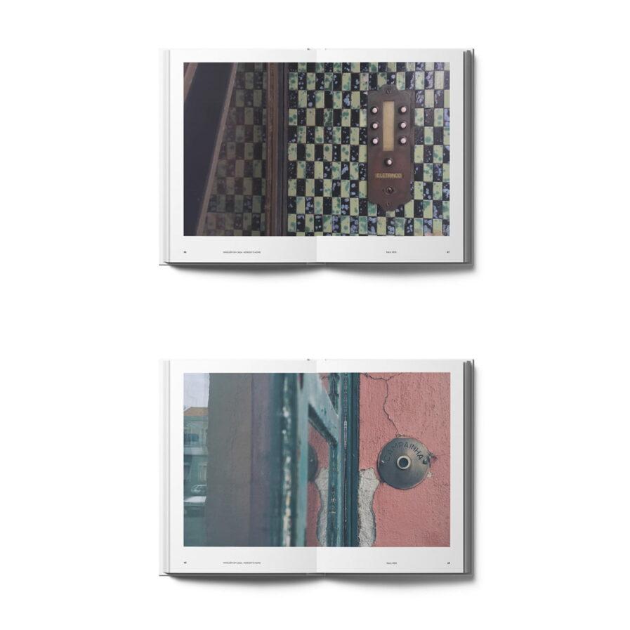 book about door bells lisbon