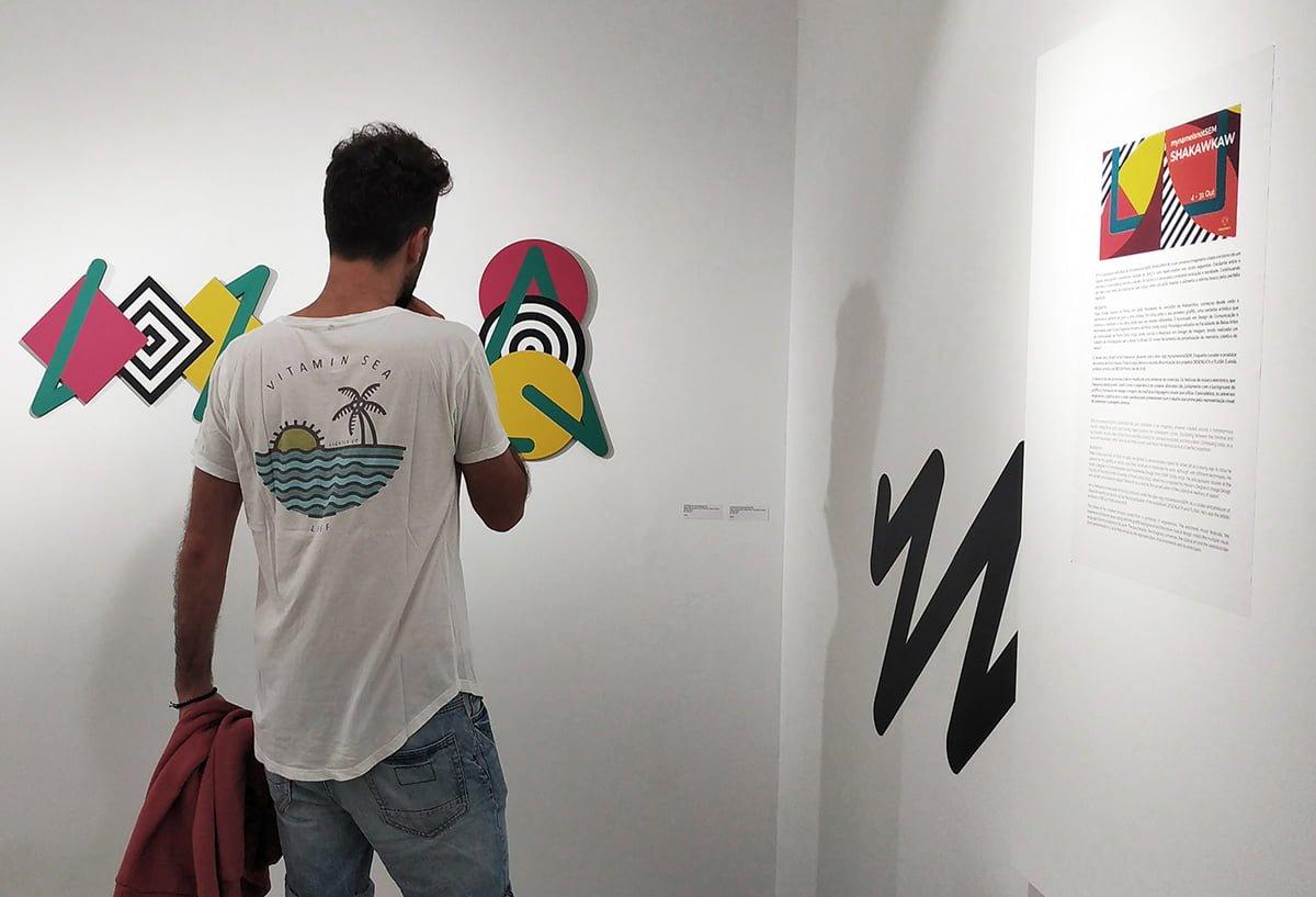 street art exhibition mynameisnotsem