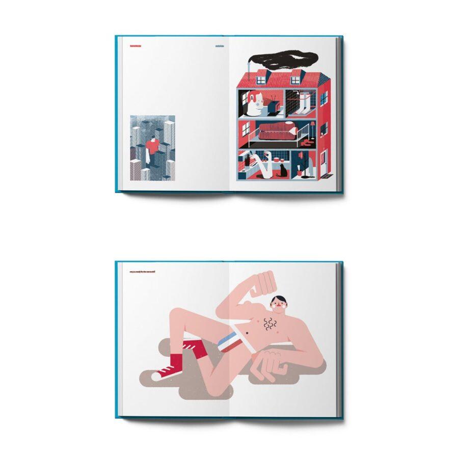 book of illustration Tiago Galo