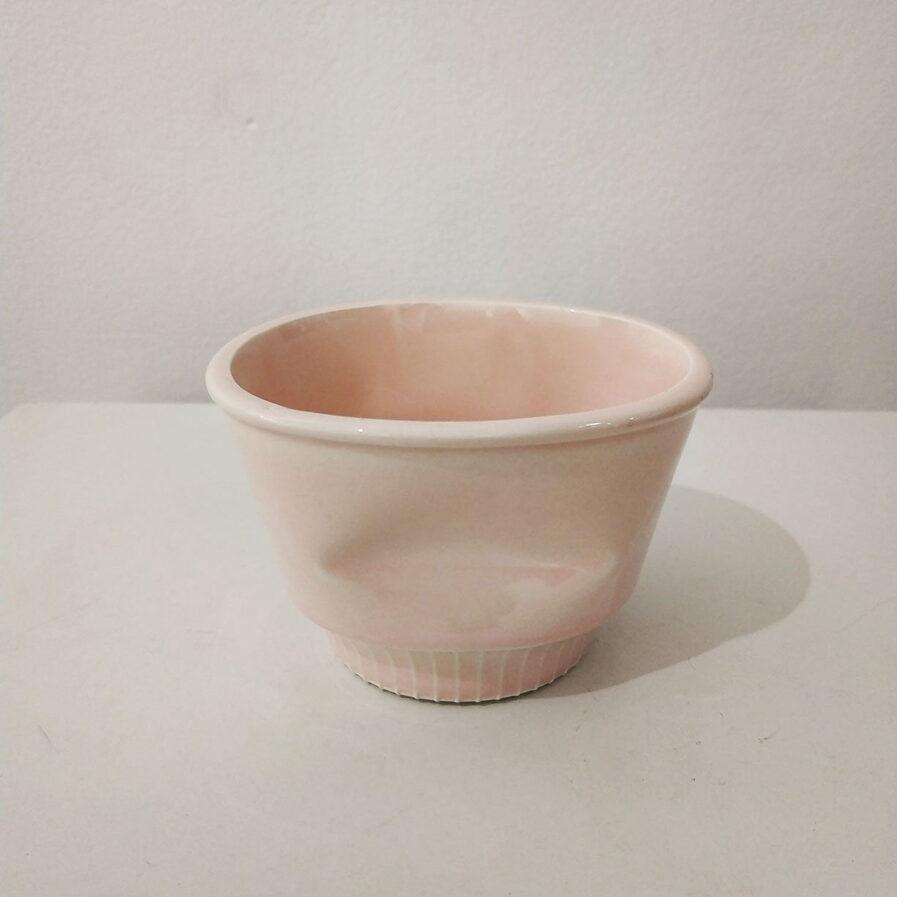 cup ceramic pink