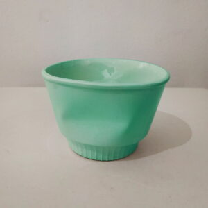 cup ceramic liberty green