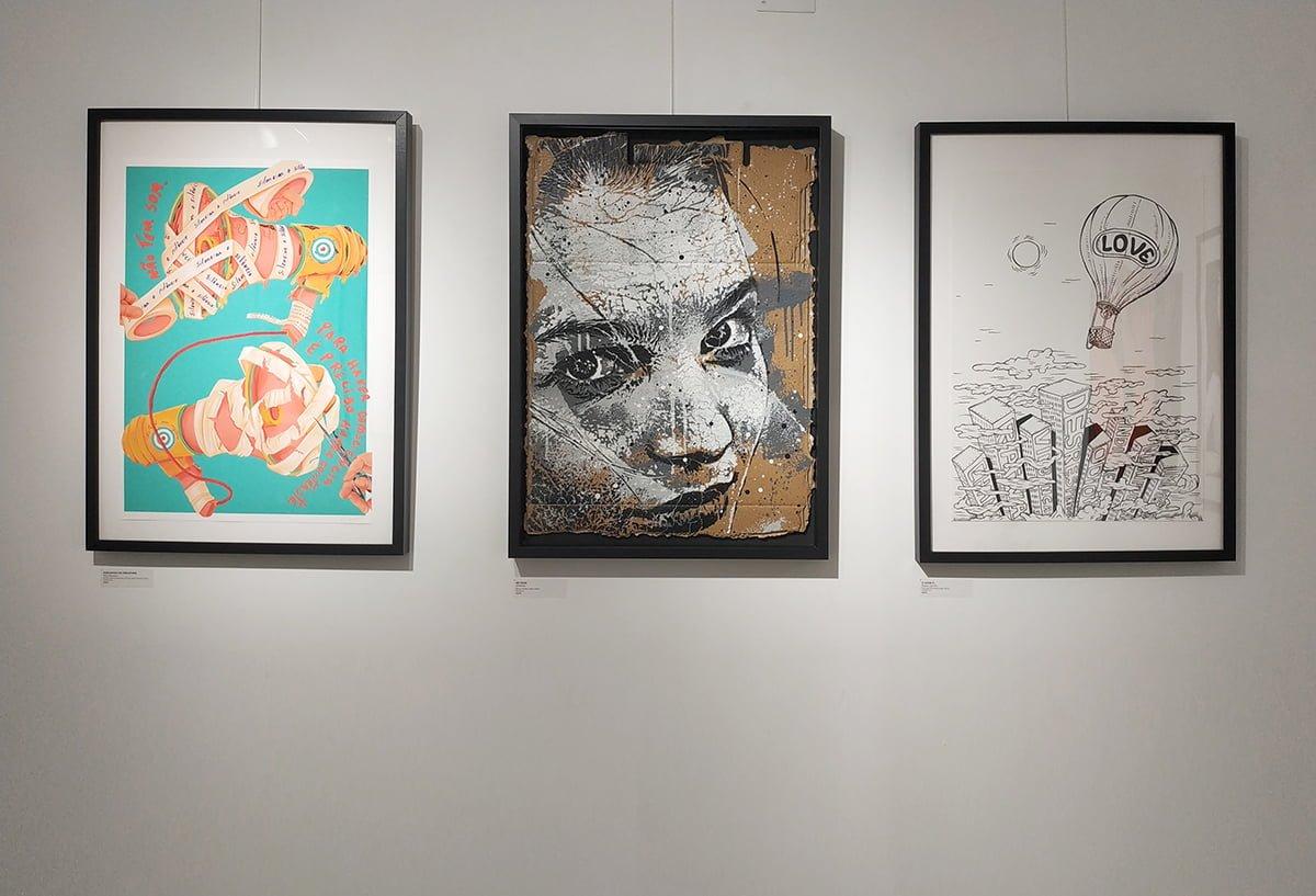 samina zamith ravasco art exhibition