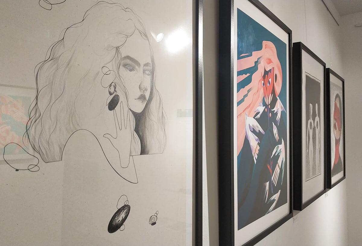 uma joana art exhibition