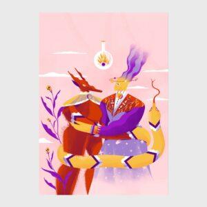 casal mistico