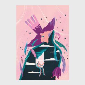print figura mistica