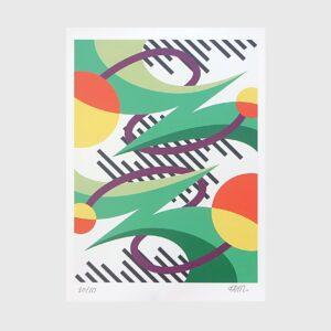 geometric lines shapes