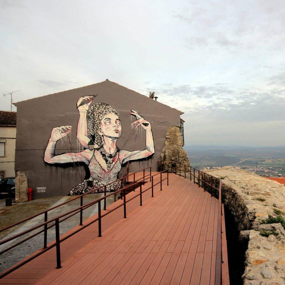 tamara mural
