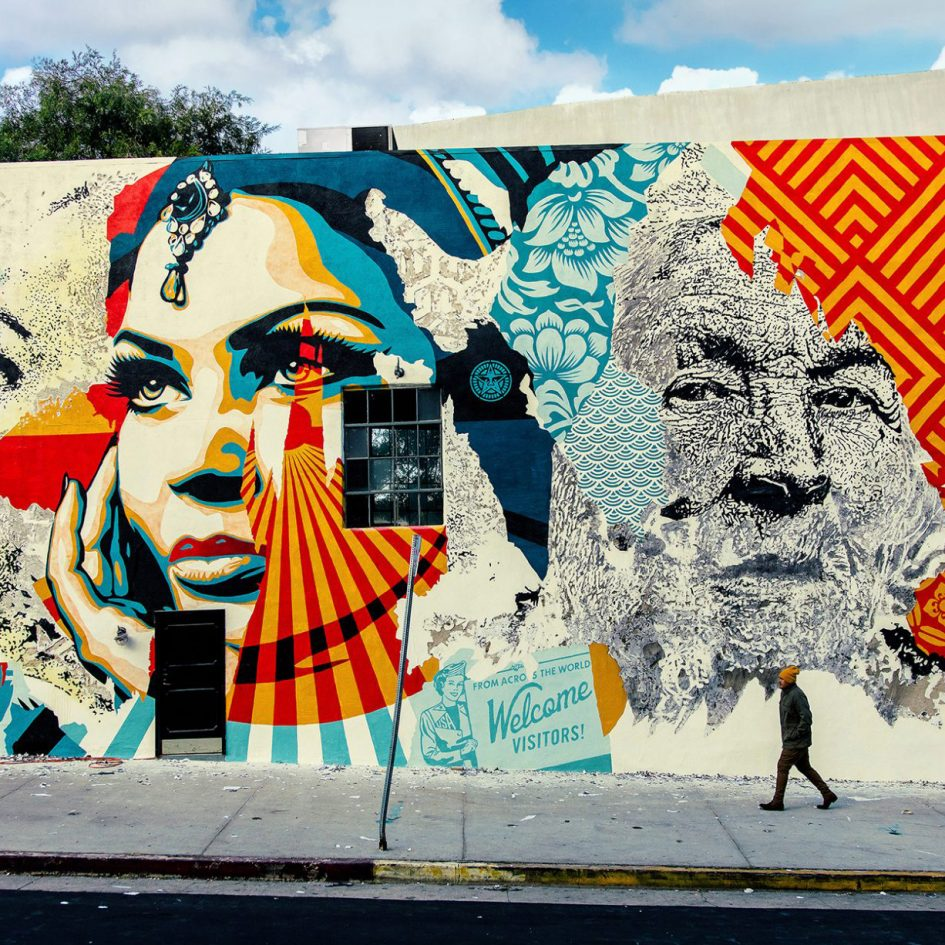mural vhils