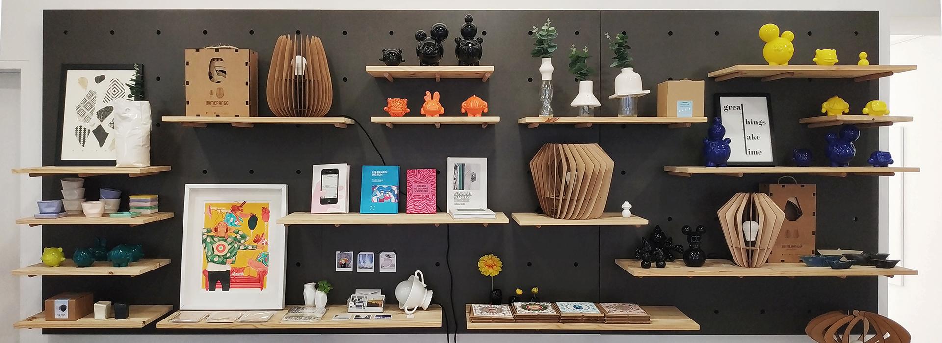 store black display