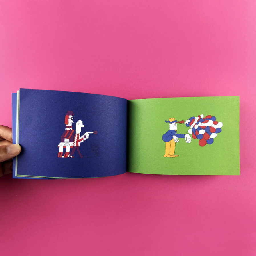 pages book illustration