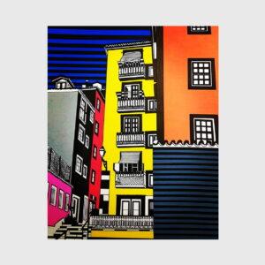 building facade lisbon