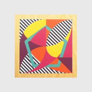 pentagon wood colors