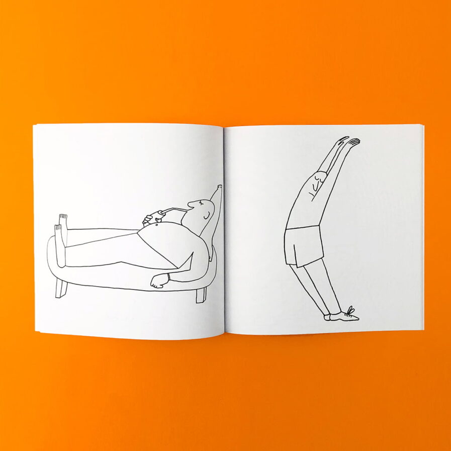 illustration pages
