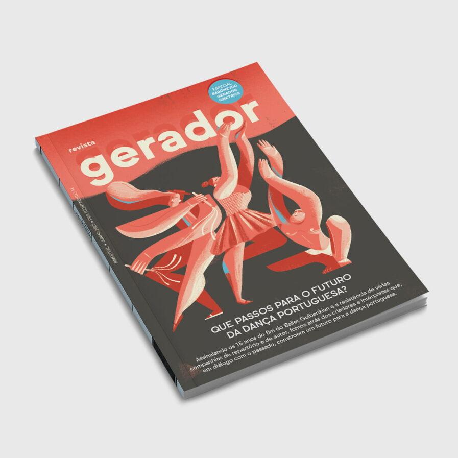 magazine gerador