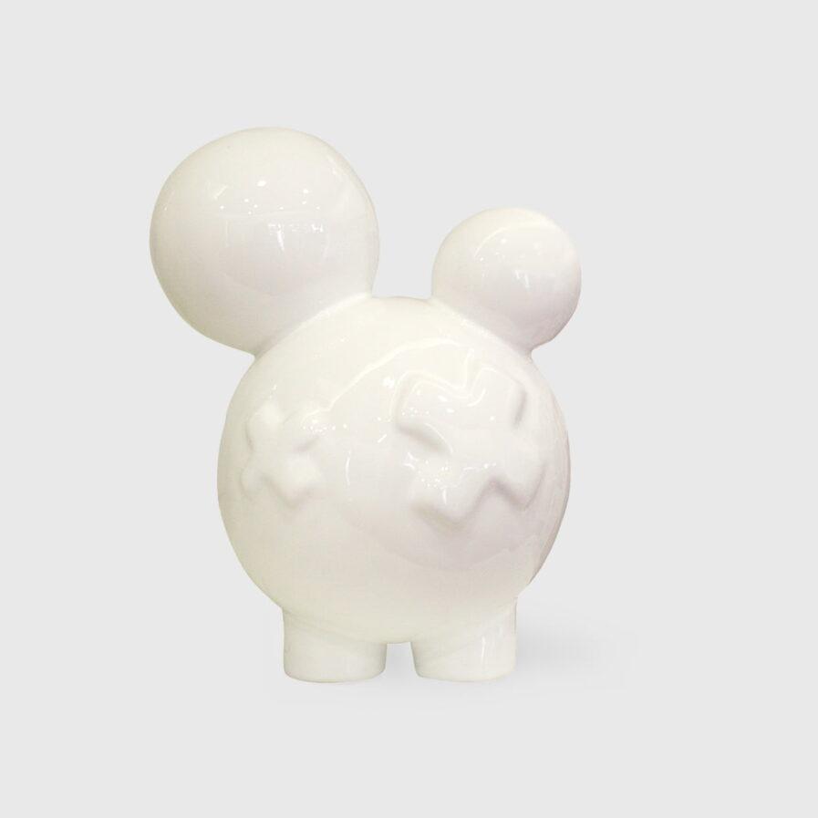 pussy rat ceramic