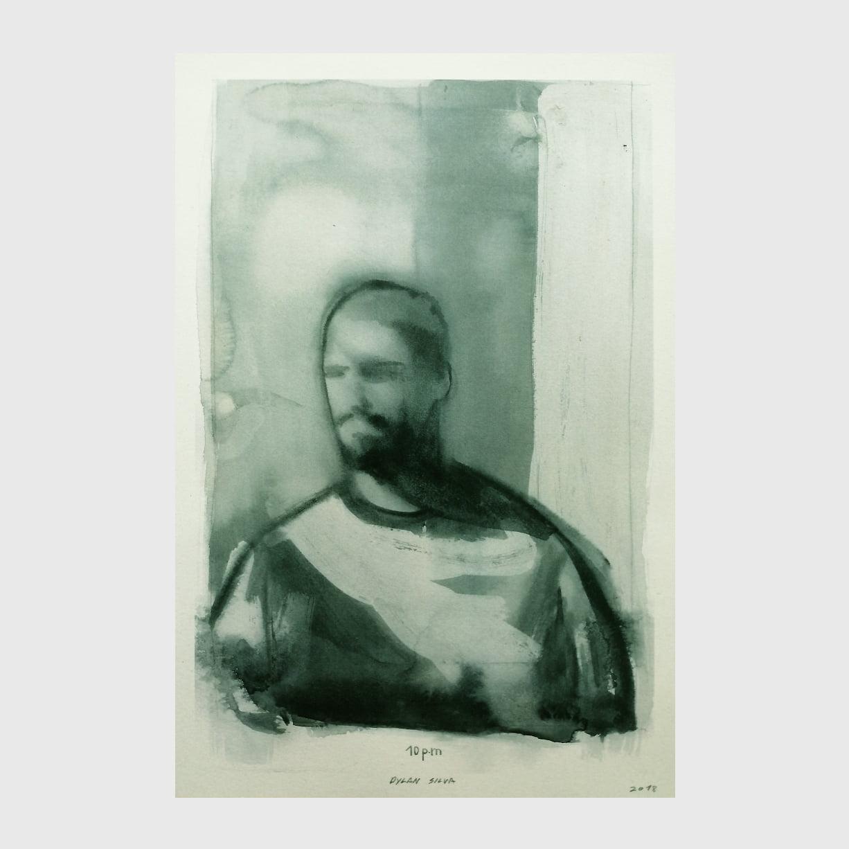 before midnight man portrait